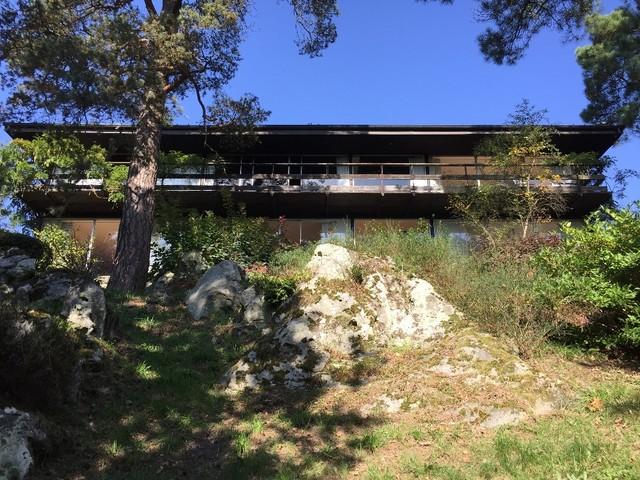 Voici sans doute la plus belle «cabane» de la forêt de Fontainebleau