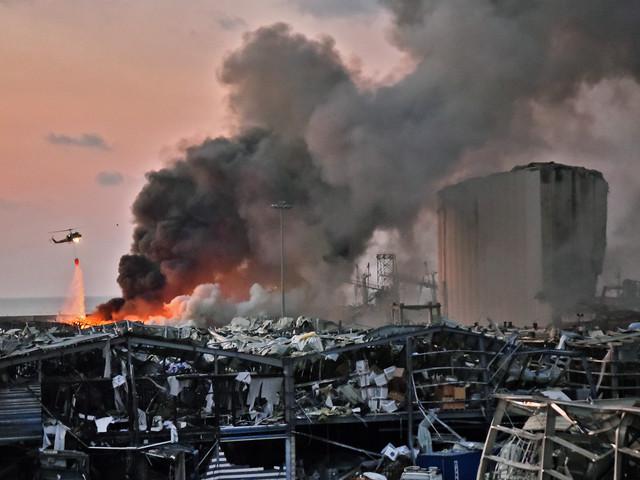 """Explosions à Beyrouth : """"Oui"""" ça pourrait arriver en France, estime Jacky Bonnemains"""