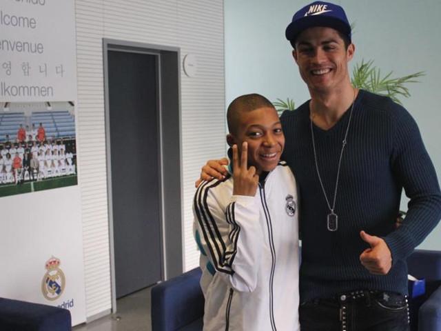 Mbappé a effacé Ronaldo
