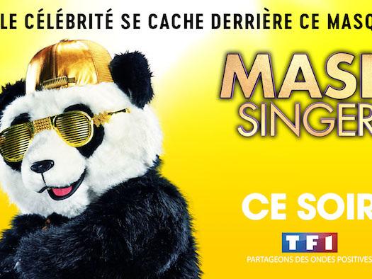 « Mask Singer » finale du 13 décembre : qui se cache derrière le masque du Panda ?
