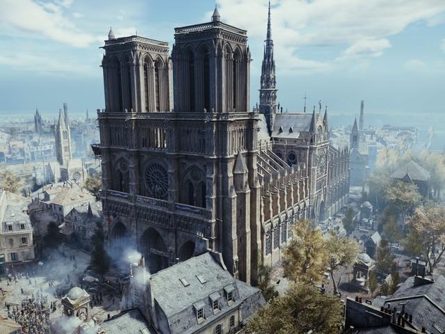 Notre Dame de Paris : Ubisoft offre Assassin's Creed Unity à tous les joueurs PC