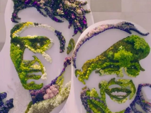 Wimbledon envoie des fleurs à ses champions
