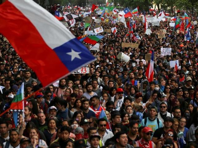 Chili: majorité et opposition s'accordent sur une hausse des minima vieillesse