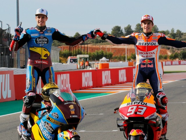 MotoGP: Honda engage... le frère Marquez plutôt que Zarco