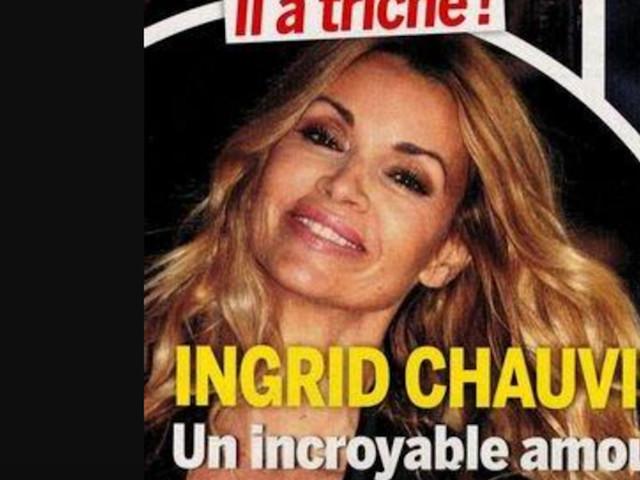 Ingrid Chauvin, un incroyable amour, sa confidence (photo)