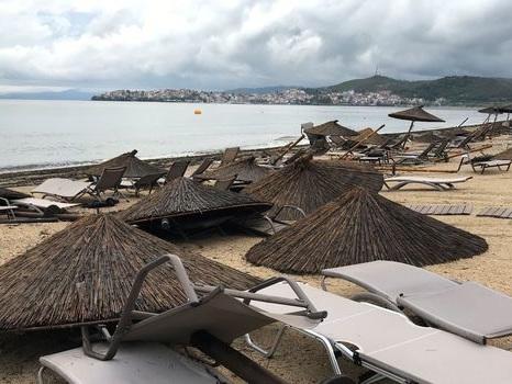 Grèce : six touristes morts lors d'une tornade, des dizaines de blessés