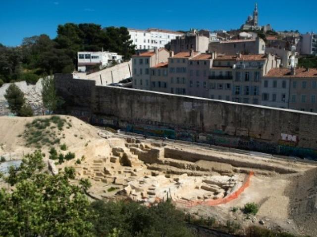 A Marseille, une carrière grecque en partie classée après la mobilisation des habitants