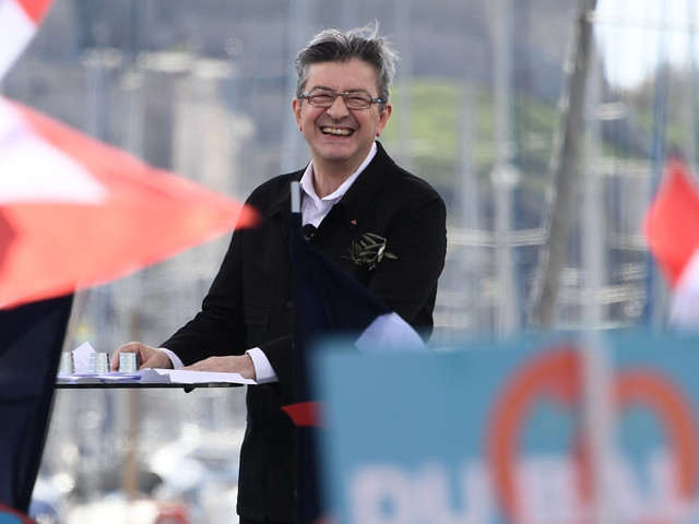 À Marseille, Mélenchon élu au second tour des législatives 2017