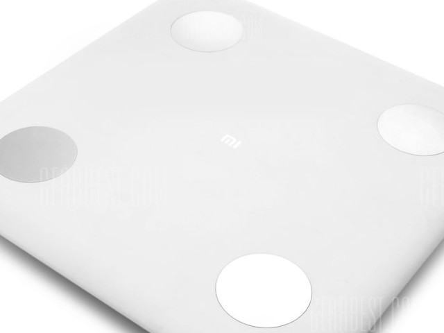 Balance connectée Xiaomi Version 2, multi mesures, à 29€99
