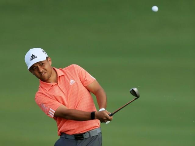 Golf: Schauffele défie le vent pour passer en tête du Tournoi des Champions