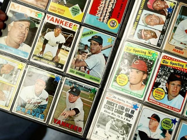 Cette carte de collection de baseball de Mickey Mantle été vendue 5,2 millions de dollars