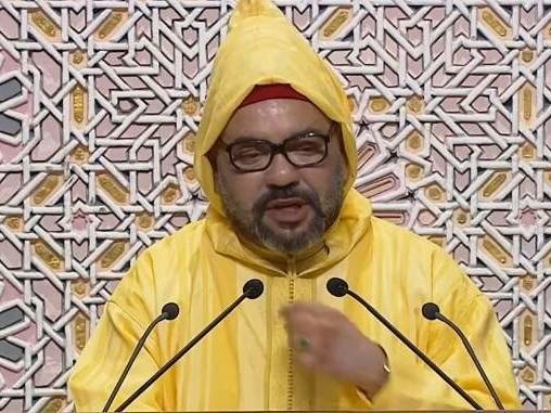 Maroc, Vidéo : discours du roi Mohammed VI devant les membres des deux Chambres du Parlement marocain