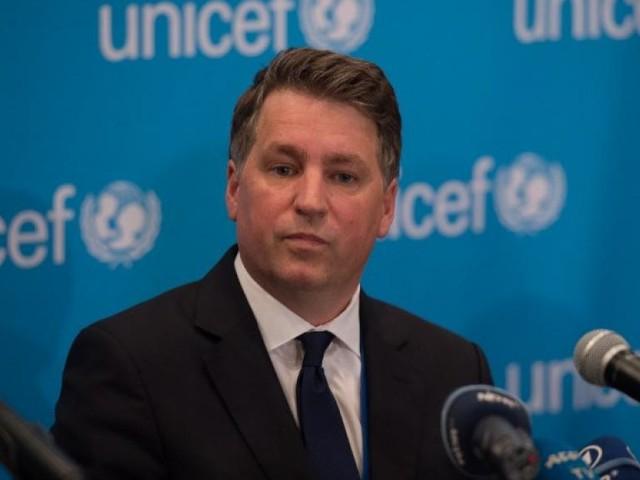 Le numéro deux de l'Unicef démissionne après des comportements inappropriés