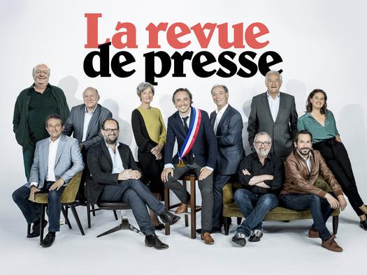 La Revue de Presse sur Paris Première : numéro spécial Élections municipales le 16 mars.