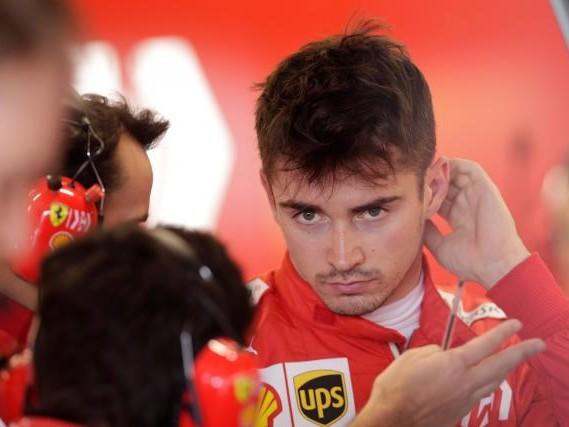 F1 - GP du Brésil - Charles Leclerc (Ferrari), après les qualifications du GP du Brésil: «C'est une très grosse déception»
