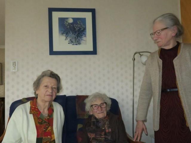 Ambérieu-en-Bugey: ces dames qui ont tenu les commandes du café de l'Aviation durant près de 60 ans