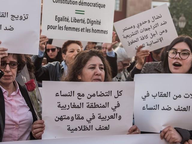 """""""Hit_Ana_Rajel"""": La campagne contre les violences à l'égard des femmes fait appel aux hommes"""