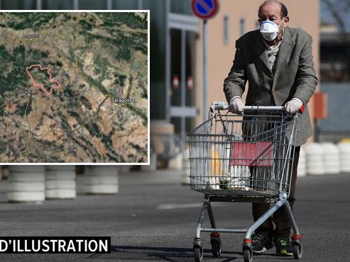 """Coronavirus: dans """"l'Espagne vide"""", l'une des zones les moins densément peuplées d'Europe, l'isolement devient angoissant"""