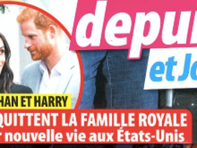 Prince Harry, Meghan Markle quittent la famille royale, nouvelle vie aux Etats-Unis