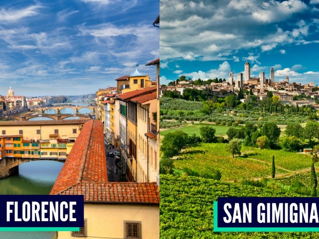 Top 10 des plus belles villes de Toscane, la beauté dans les yeux