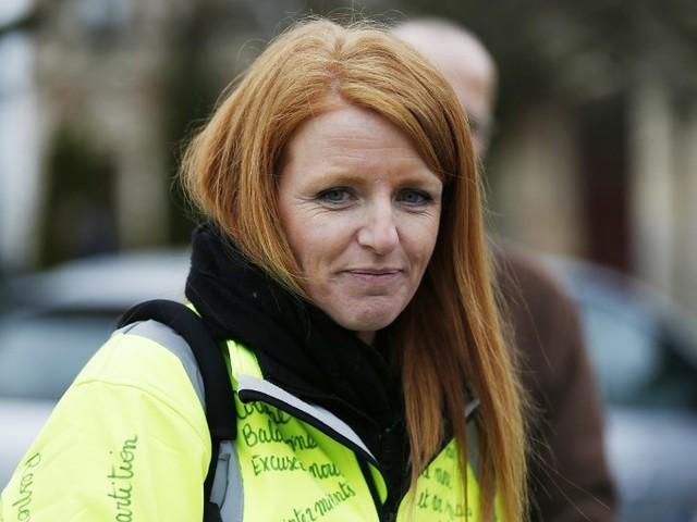 Européennes : la gilet jaune Ingrid Levavasseur abandonne la liste RIC