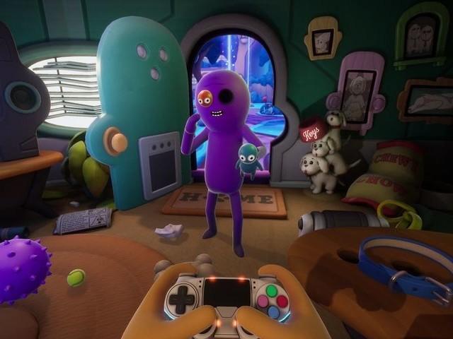 L'immonde et hilarant Trover Saves the Universe s'invite sur Xbox One et Switch