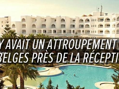 Le témoignage de Sophie, bloquée dans son hôtel en Tunisie, qui montre la CONFUSION chez Thomas Cook Belgique