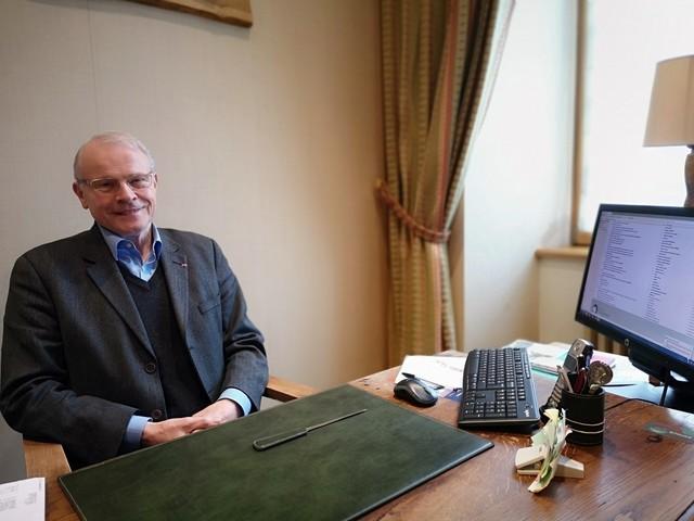 Municipales 2020. Après deux mois de supplément imprévus, Hubert Guesdon passe le relais