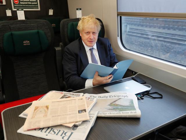 Absence de commissaire britannique: «La position de Londres est irrationnelle»