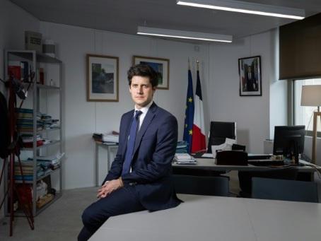 """Julien Denormandie annonce son plan pour une """"ville durable"""""""