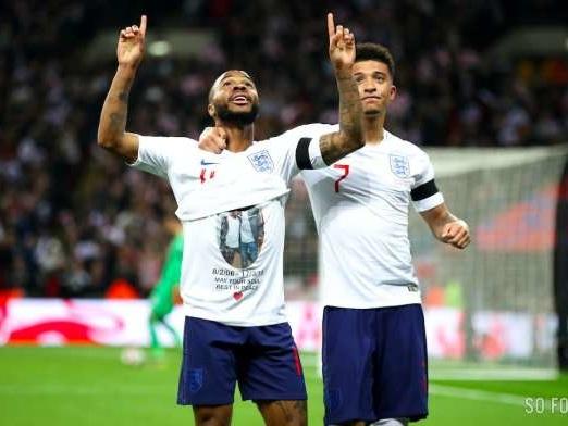 L'Angleterre et Sterling fracassent la République Tchèque, le Portugal bute contre l'Ukraine