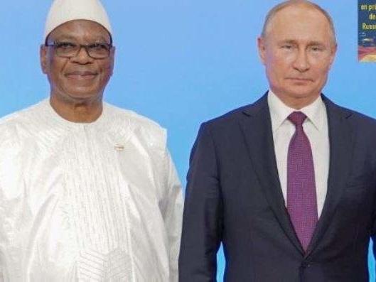 Le Mali renforce sa coopération avec la Russie