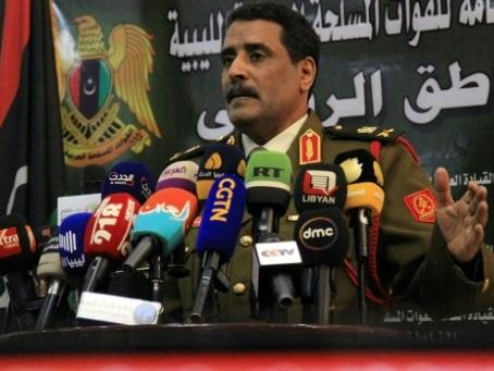 Libye: les forces pro-Haftar s'emparent de Syrte et gagnent du terrain