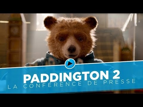 Paddington 2 : Rencontre avec l'équipe du film