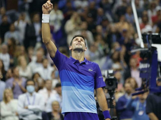 US Open: Djokovic aux portes du plus grand exploit de l'ère Open