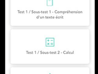 « TAGE MAGE » et « TESTS D'ANGLAIS », des apps gratuites pour vous entraîner