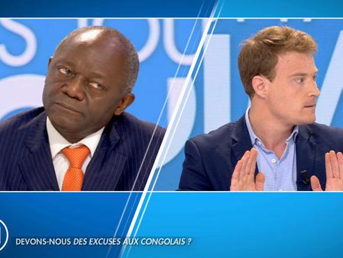 """""""Leopold II a libéré les Congolais et a pacifié le Congo où il y a avait beaucoup de guerres"""": la Belgique doit-elle s'excuser sur son passé colonial?"""