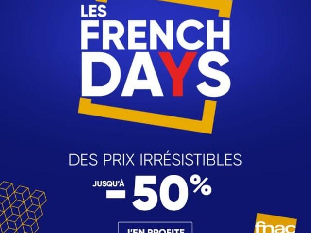 French Days Fnac 2019 : le top des offres (ex : Apple iPad Pro à 799 €)