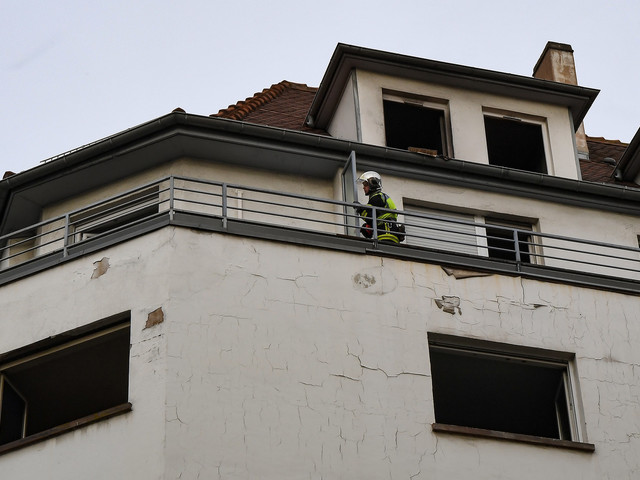 """Incendie à Strasbourg: piste criminelle """"privilégiée"""", gardes à vue prolongées"""