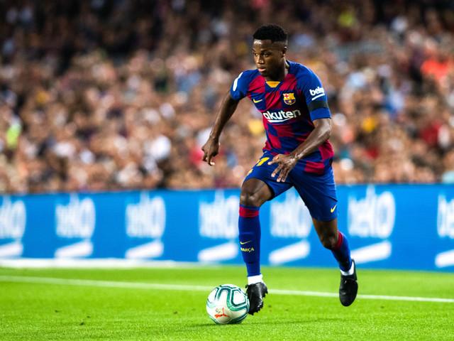 Pour s'offrir cette pépite du Barça, il faudra sortir la planche à billets
