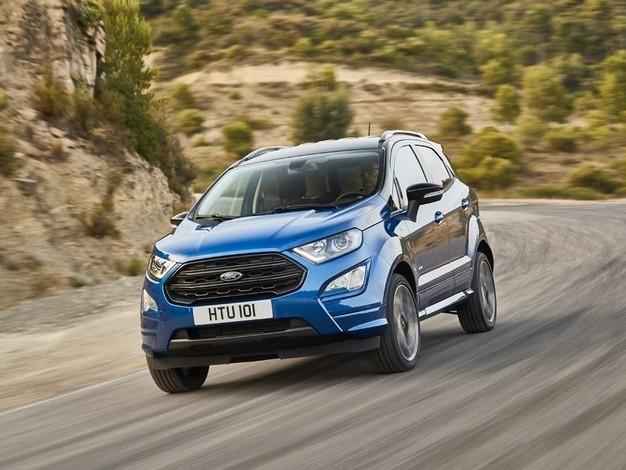 Ford Ecosport restylé - rendez-vous demain pour les premières images de l'essai en live