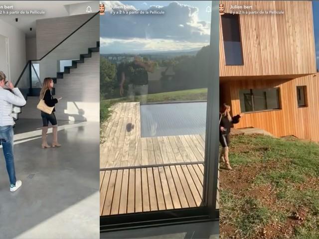 Julien Bert (LPDLA3) : Prêt à emménager avec Hilona ? La vidéo qui veut tout dire !