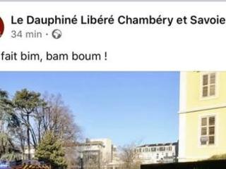 Le CM du Dauphiné Libéré en roue libre