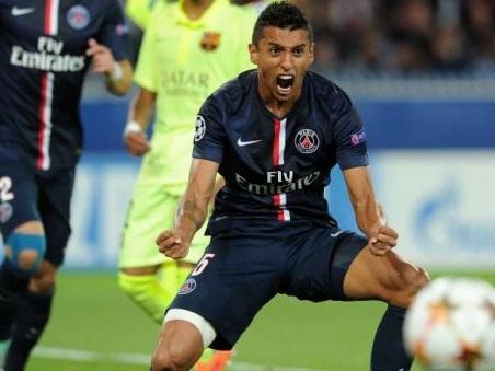 PSG : Marquinhos incertain pour Montpellier
