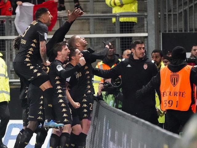 Monaco et Bordeaux gagnent sur le fil, Dijon et Nantes font le spectacle