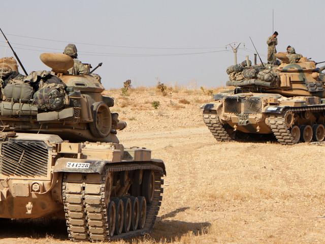 Syrie : les forces du régime se rapprochent de la frontière avec la Turquie