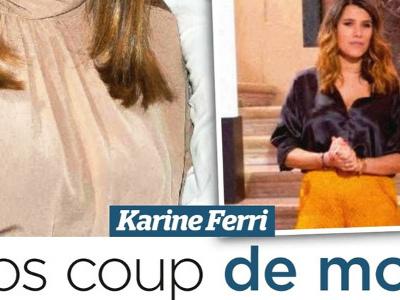 Karine Ferri, coup de mou sur TF1, décision implacable