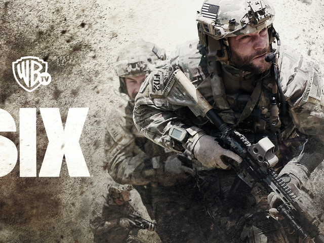 """Nouveau: La série militaire """"SIX"""" débarque dès le 9 janvier sur Warner TV"""