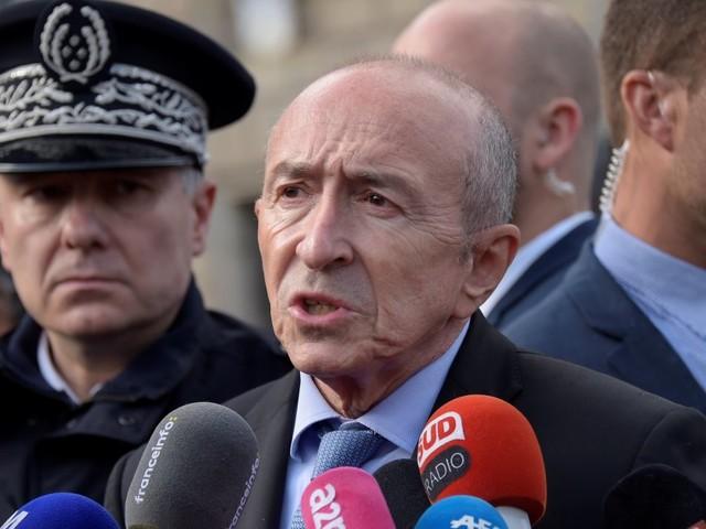 Tentative d'attentat aux Champs-Elysées: Gérard Collomb, ministre de l'anti-terrorisme sans état d'âme