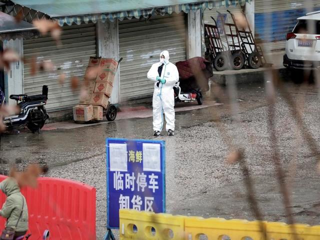 """Coronavirus : un Français de Wuhan demande de """"pouvoir rentrer directement"""" en France, quitte à respecter """"une quarantaine"""""""